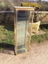 Vintage mural display case