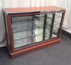 Vintage shop display case.