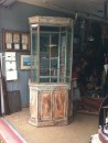 Big vintage shop display case
