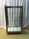 Vintage doctor medical small cabinet
