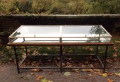 Big double display case ( sold)