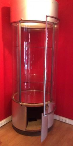 Seventies display case.