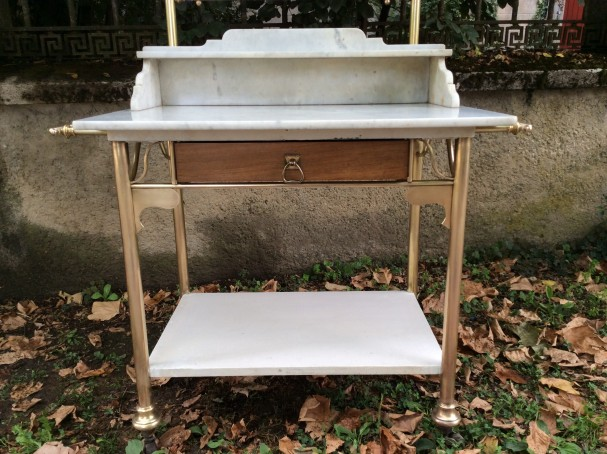 Antique dressing table.