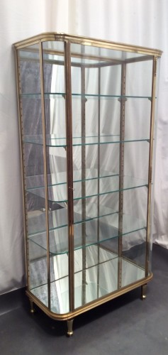 Vintage luxury shop display case (reserved)