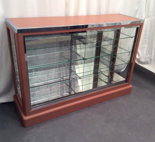 Vintage shop display case.