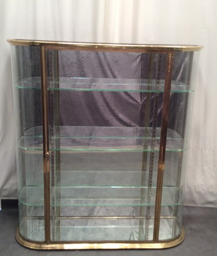 Vintage shop display case. (reserved)
