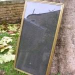 Vintage display case