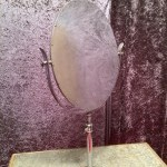 Vintage milliner mirror