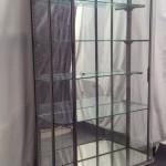 Vintage big shop display case