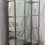 Vintage vertical shop display case (reserved DM)