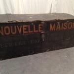 Vintage pedlary trunk