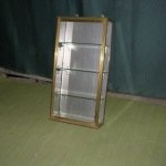 Tobaconist display case