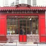 Vintage butchery
