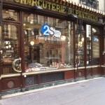 Vintage delicatessen