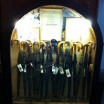 Umbrellas shop