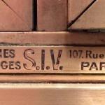 Vintage shop vitrine. (reserved)