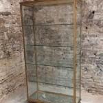 Big vintage shop display case